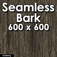Wood 045 - Bark