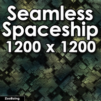 Spaceship 008 - Hull