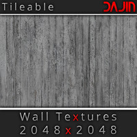 Concrete Wall Tileable