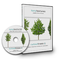 66 Cutout Trees_Vol01- high resolution