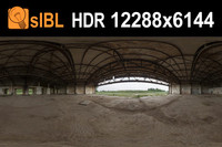 HDR 071 Old Hangar