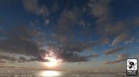 Peacefully Morning Skybox