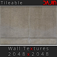 Plaster Wall Tileable Nr 2 2048x2048