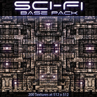 Sci-Fi Texture Base Pack