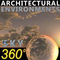Sky 360 Sunset 027