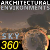 Sky 360 Sunset 034