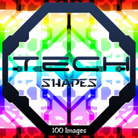 Tech Shapes Pack (100)
