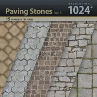 Paving Stones Textures vol.5