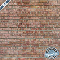 Brick Texture 04 | Tiled