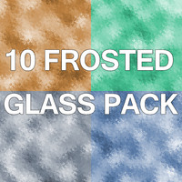 Frosted Glass Pack