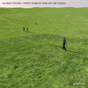 HQ perfect tiling grass textures