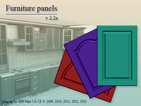 Furniture panels