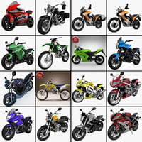 Motorcycles Collection 17