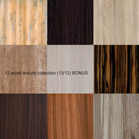 12 wood texture collection (13/12) bonus!
