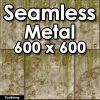 Metal 074 - Plate