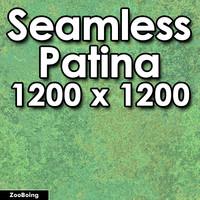 Metal 078 - Patina