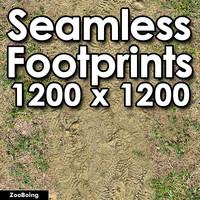 Ground 018 - FootPrint