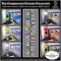 The Complete Coordinated Cottons Collection