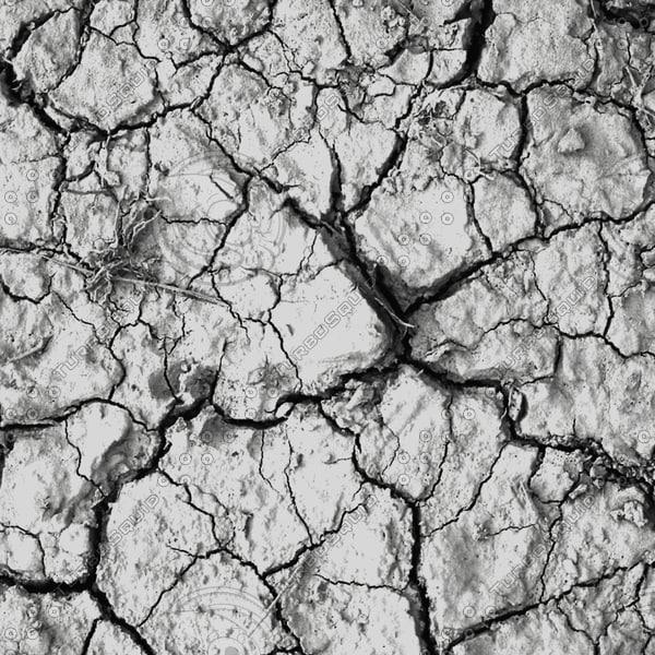 Cracked-Ground