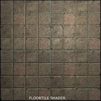Dusty Floor Shader
