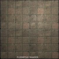 Dusty Floor Shader
