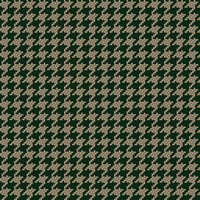 Country Club Twills - Scottish Highlands Hunter Houndstooth