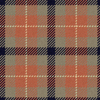 Country Club Twills - Ocean Sunset Plaid