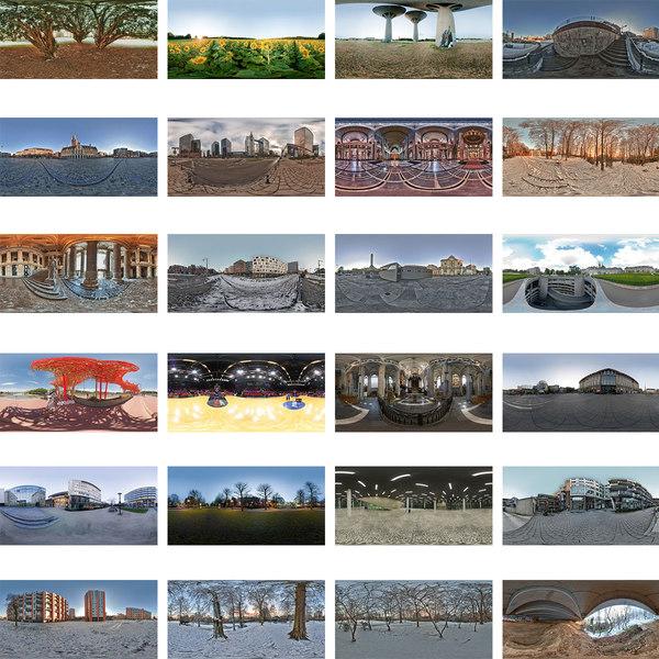 24 Panoramas 360
