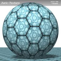 Ufo - Scifi Texture CST010
