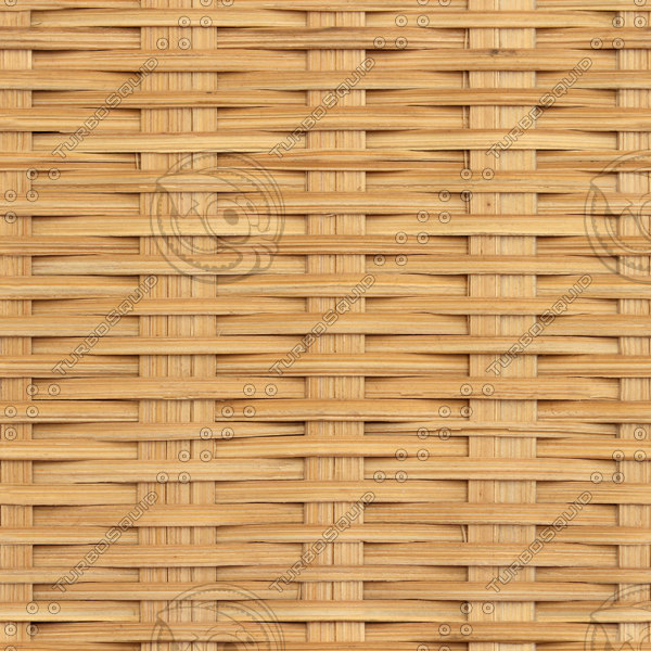 Texture Other Rattan Seamless
