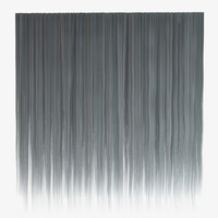 Grey straight hair texture