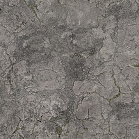 Very High Resolution Broken Grunge Asphalt Pavement