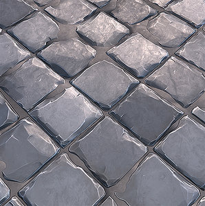 Stone Road Tile 02