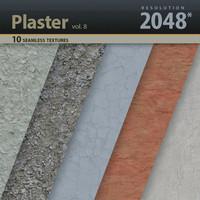 Plaster Textures vol.8
