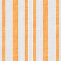 Coordinated Cottons - Apricot on White Stripes