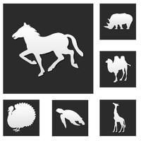 BlackBox animals iconset source