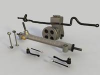 Car Steering Parts
