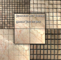 Marble Tile Texture Pack
