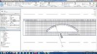 arched lintel parametric revit rfa 3d model radius wall
