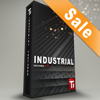 Industrial texture pack