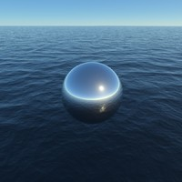 Clear Ocean HDR 360