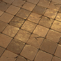 Mud Stone Floor Tile 01