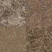 weathered rock texture pack sample