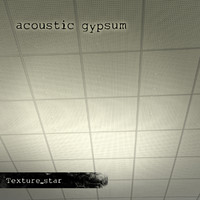 acoustic gypsum