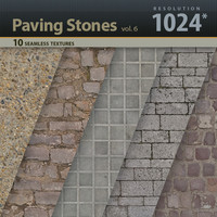 Paving Stones Textures vol.6