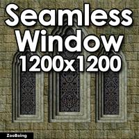 Building 003 - Window