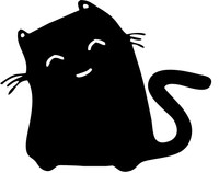 Dancing kitty