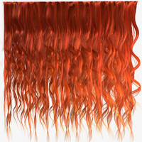 Wondrous Curly 3D Models And Textures Turbosquid Com Hairstyles For Men Maxibearus