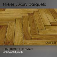 Parquet 001 Oak old