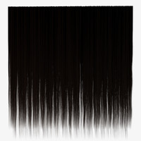 Straight Black Hair Texture